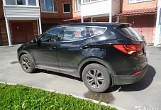 Hyundai Santa Fe Петрозаводск