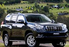 Toyota Land Cruiser Prado Петрозаводск
