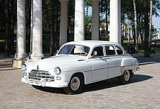 ГАЗ-12 ЗИМ Пермь