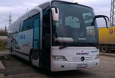 Mercedes Travego Пермь