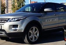 Range Rover Evoque Пермь