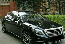Mercedes-Benz S-class W222 long Пермь