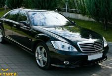 Mercedes-Benz S-class W221 long Пермь
