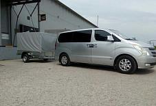 Hyundai Grand Starex+прицеп Пенза