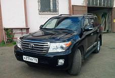 Toyota Land Cruiser Сыктывкар