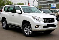 Toyota Land Cruiser Prado Сыктывкар