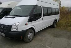 Ford Transit Усинск