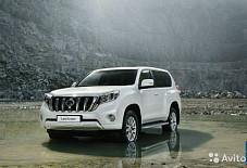Toyota Land Cruiser Prado Усинск