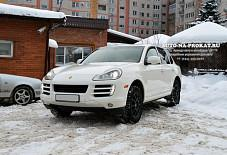 Porsche Cayene Великий Новгород