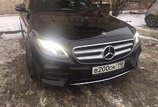 Mercedes Benz E220d Санкт-Петербург