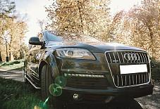 Audi Q7 Иркутск