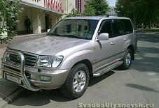 Toyota Land Cruiser 100 Ульяновск