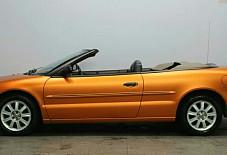 Chrysler Sebring Convertible Тула