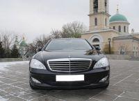Мерседес S- 221 Москва