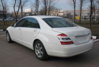 Mercedes-Benz S 221 Москва
