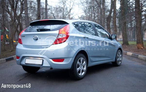 Hyundai Solaris Hatchback  Липецк
