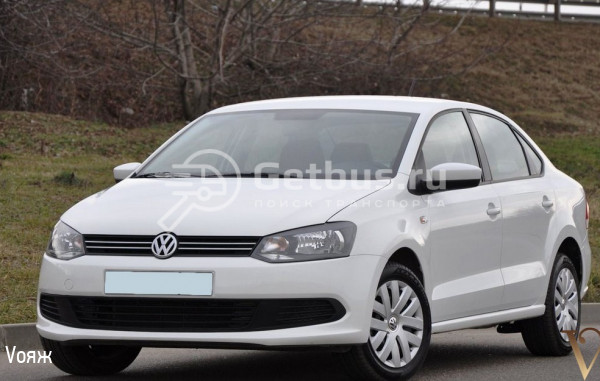 Volkswagen Polo Липецк