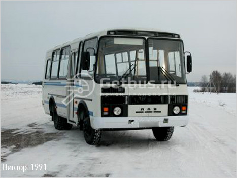 ПАЗ Астрахань