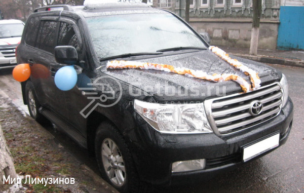 Toyota Land Cruiser 200 Кашира