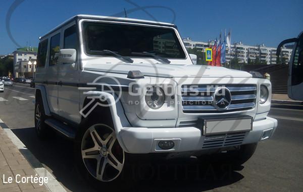 Mercedes-Benz Gelandewagen Белгород
