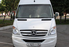 Mercedes-Benz Sprinter Барнаул #1