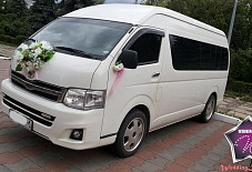 Toyota Hiace Липецк