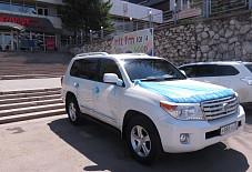 Toyota Land Cruiser 200 Иркутск