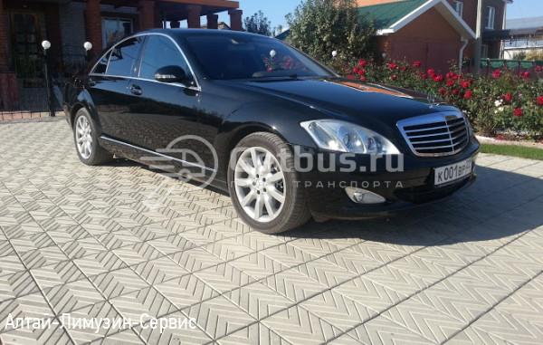 Mercedes-Benz S500 w221 Барнаул