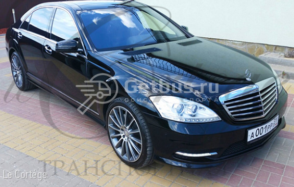 Mercedes-Benz S W221 long  Белгород
