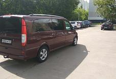 Mercedes-Benz Vito II (W639) Рестайлинг 116 L3 Москва