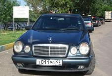 Мercedes E210 Москва