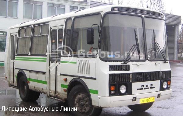 ПАЗ 3205 Липецк