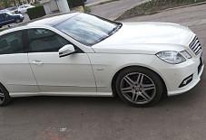 Mercedes-Benz E200  Липецк