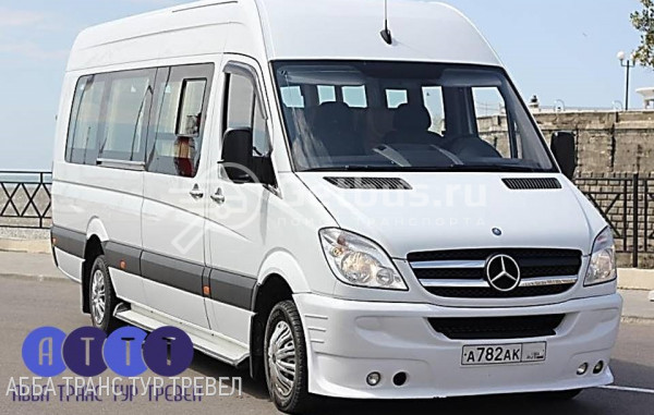 Mercedes-Benz Sprinter Республика Крым