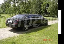 Merсedes Pullman W221 Москва