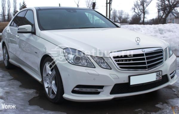 Mercedes E-class Липецк