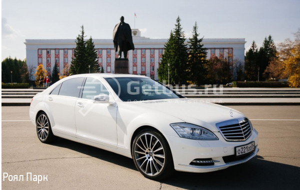 Мерседес S350 Барнаул