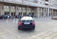 Mercedes-Benz S221 Москва