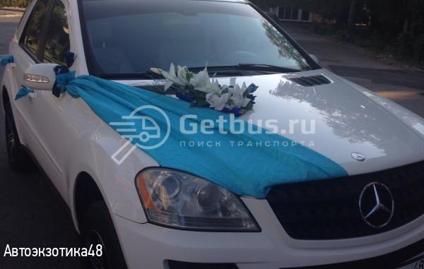 Мерседес МЛ-350 Липецк