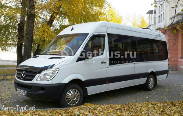 MERSEDES-BENZ SPRINTER Новосибирск