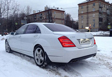 Mercedes-Benz S600 W221 Long Симферополь