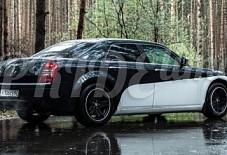 Chrysler 300C Москва