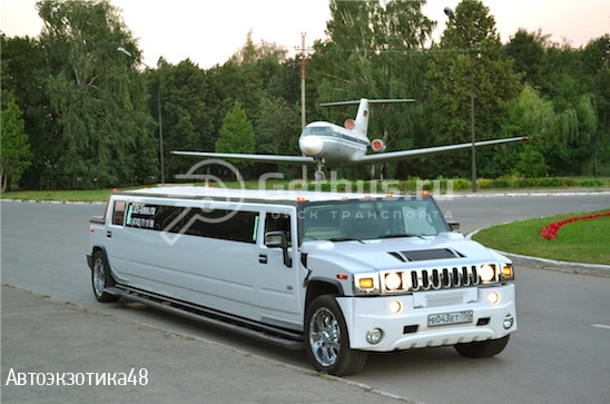 Hummer H2 Липецкая область
