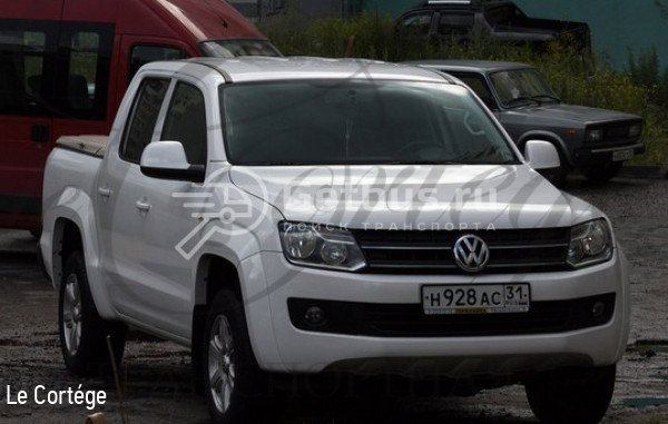 Volkswagen Amarok Белгород