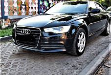 Audi A6 Кировская область