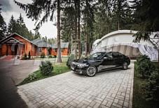 BMW 740 Li (F02) Москва