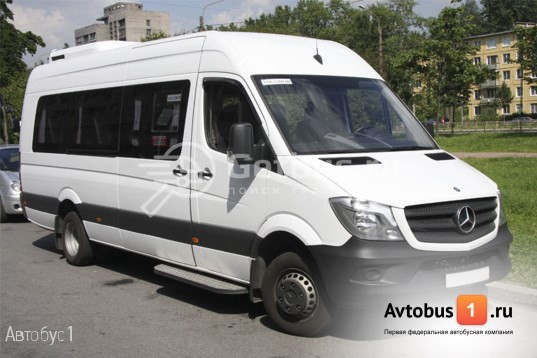 Mercedes-Benz Sprinter Красноярск