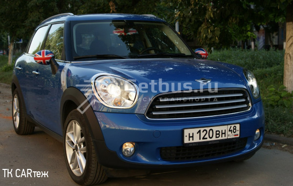 Mini Cooper Counryman Липецк