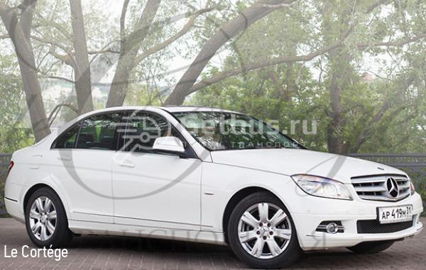 Mercedes Benz W204 Белгород