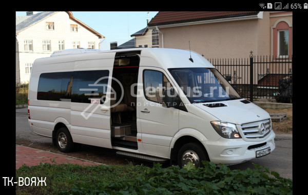 Mercedes-Benz Sprinter 516АТ Саратов